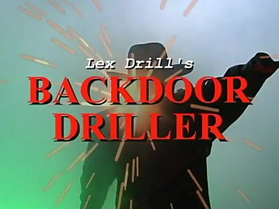 Backdoor Driller scene3
