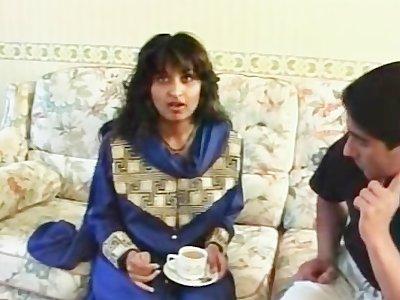 Indian babe Baljit enjoys fucking session