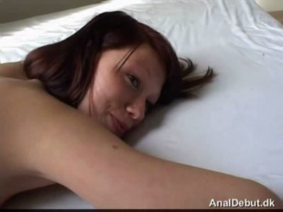 First anal experience