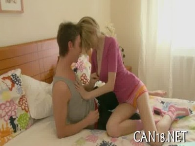 Blowjob with unfathomable penetration
