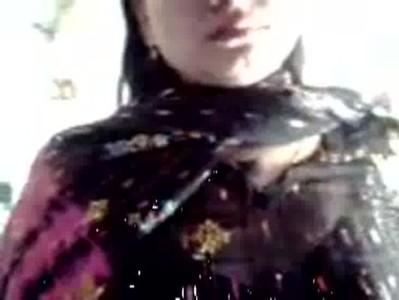 GHZALA MEMON  showing her body part2.