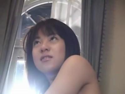 Petite 18yo girl from Japan suck cock