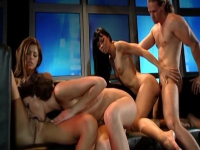 Lucie, Suziie, Vanessa -  Amateurs and Whores - Private Teen Orgy
